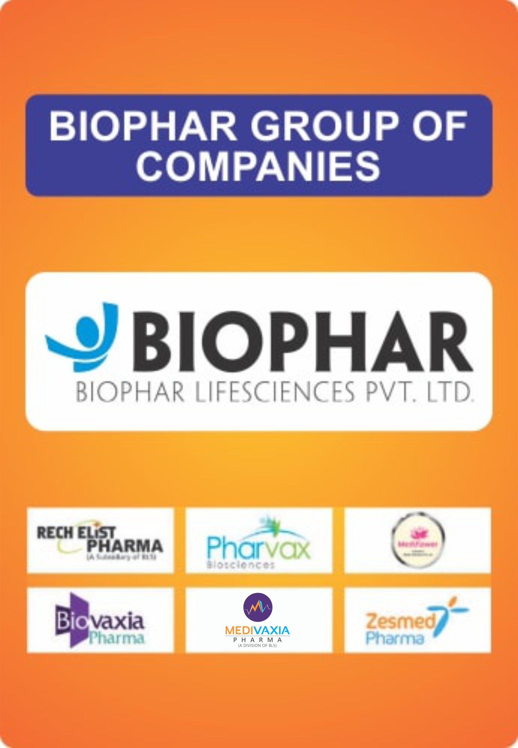 biophar-divsions