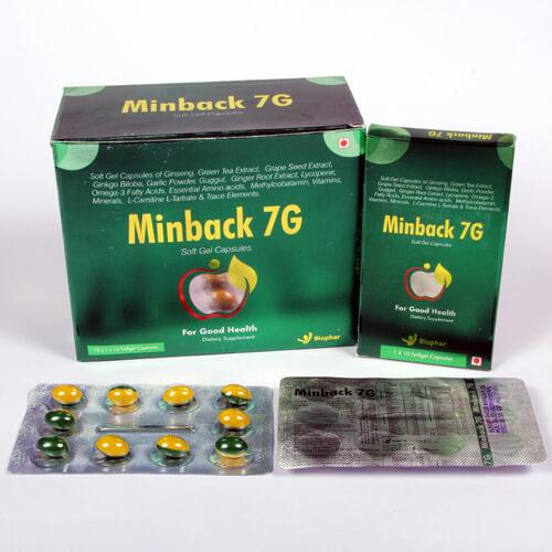 MINBACK 7G