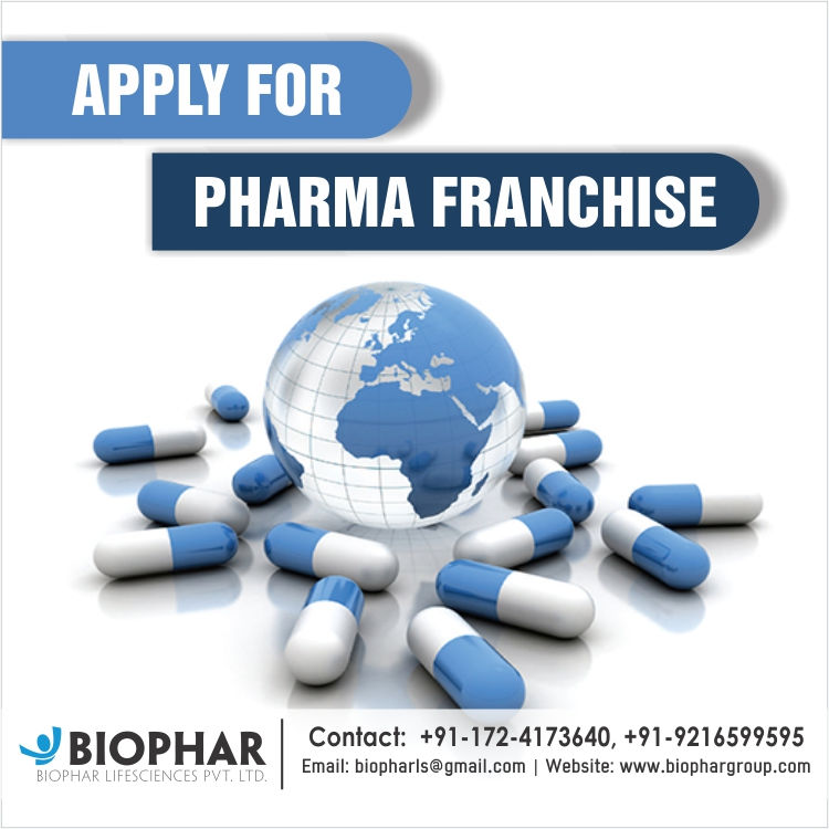 Pharma Franchise for Ophthalmic Product