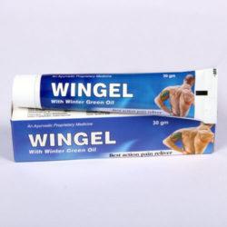 WINGEL=An Ayurvedic Proprietary Medicine with Winter Green Oil(ointment) 30 gm Tube (anti-inflammatory analgesic)